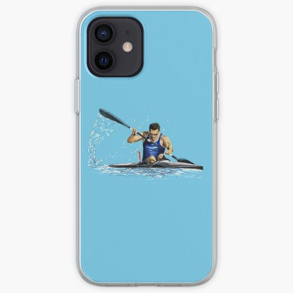 kayak iPhone Soft Case