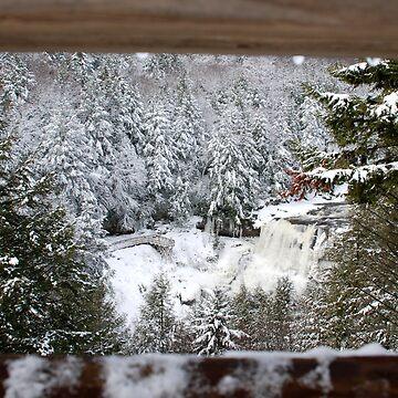 BlackWater Falls by rabeeker