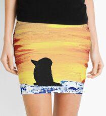 Penguin Mini Skirt