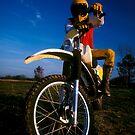 Dirt Biker by Jim Haley