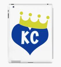 Heart KC - City of Royalty iPad Case/Skin