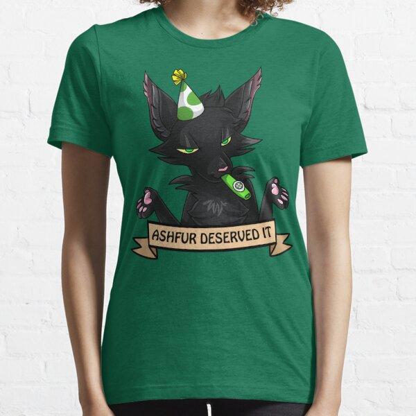 Ashfur Deserved It Essential T-Shirt