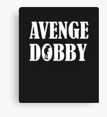 Avenge Dobby white Canvas Print