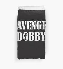 Avenge Dobby white Duvet Cover
