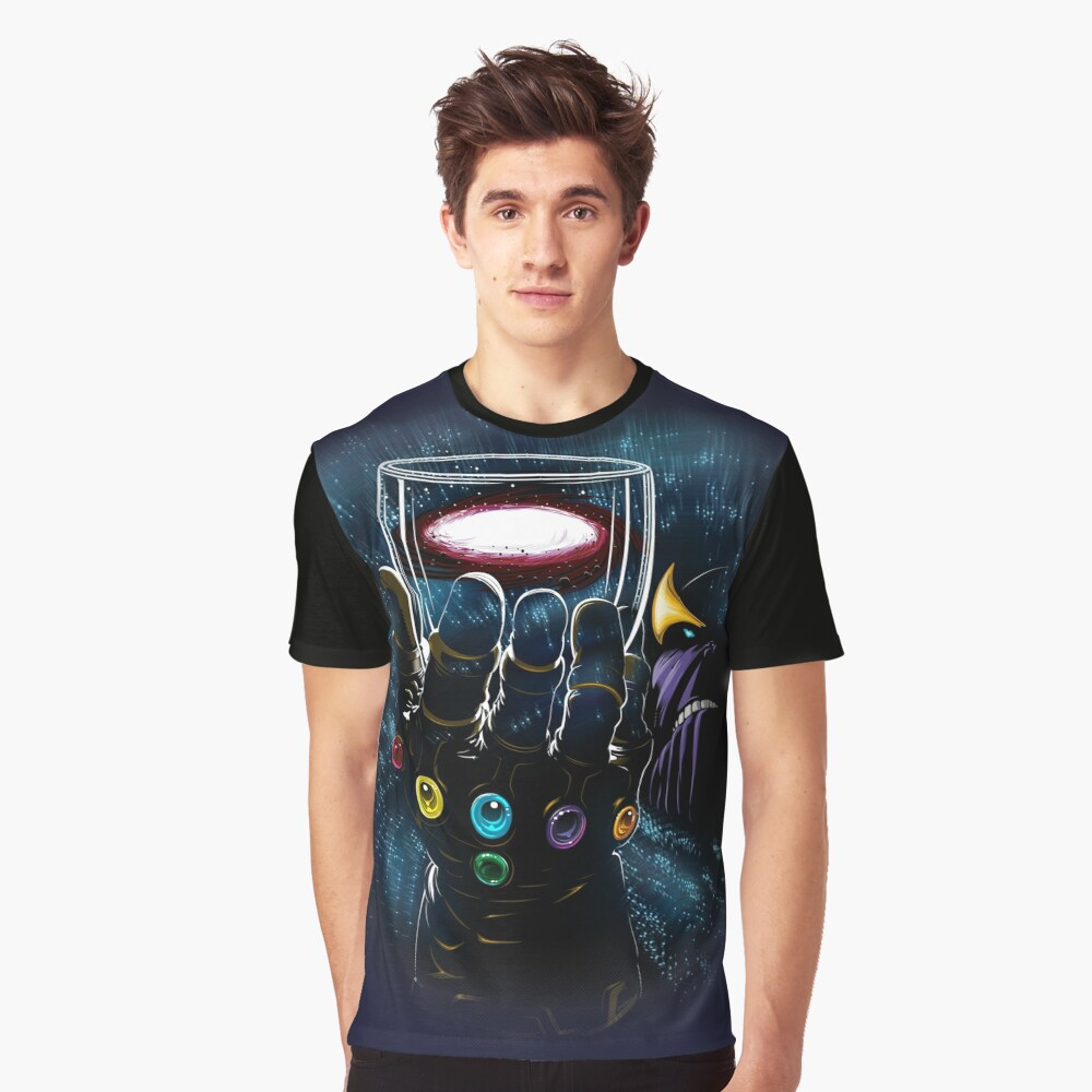 Infinity Goblet v1 Graphic T-Shirt Front