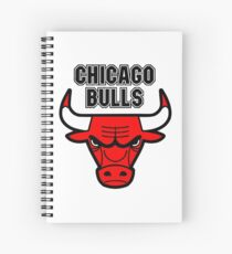 Chicago Bulls Spiral Notebook