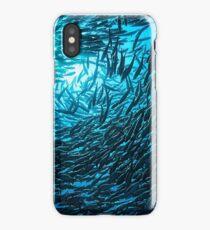 Jack Fish Circle around the Sun  iPhone Case/Skin