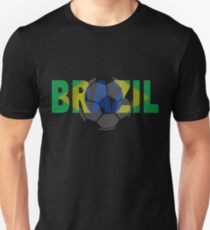 Brazil Football Soccer Team  Unisex T-Shirt