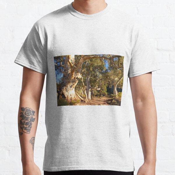 Dry creek bed and gums Classic T-Shirt