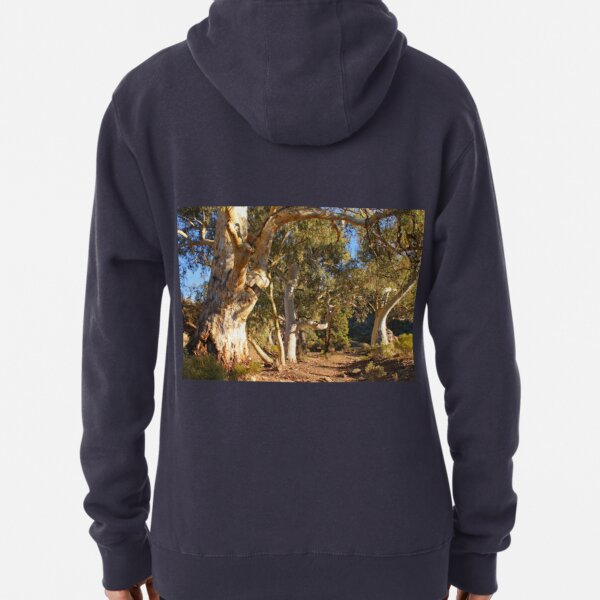 Dry creek bed and gums Pullover Hoodie