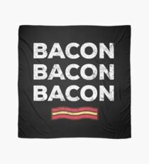 Feed Me Bacon Funny Apparel Gift Scarf