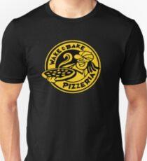 WAKE & BAKE PIZZERIA Unisex T-Shirt