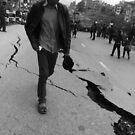 earthquake 2015 by queenenigma