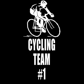 Cycling Team Biker Design by overstyle