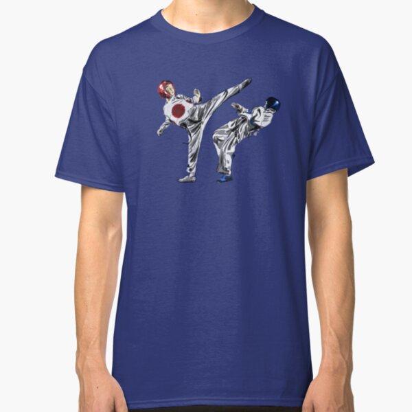 Maillot T-Shirt TAEKWONDO  SPORT COMBAT COREE DU SUD