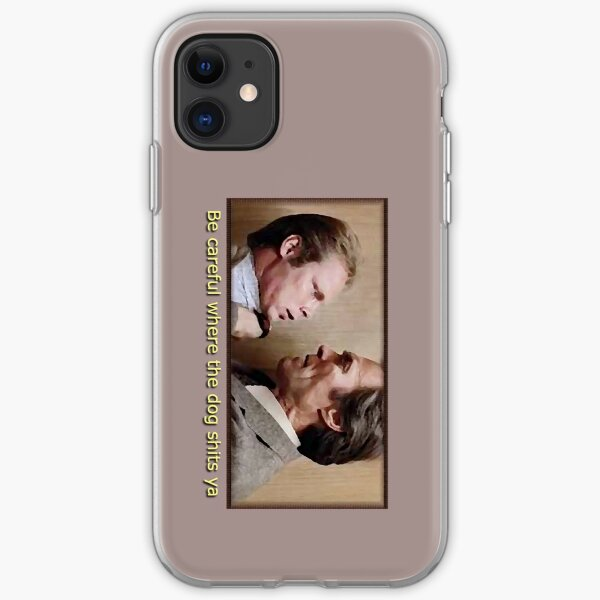 Best Dirty Harry Quote, Punk Dogshit iPhone Soft Case