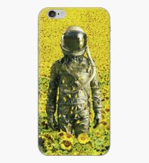Stranded in the sunflower field iPhone Case