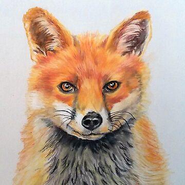 Wonderful Wildlife Fox by Croftsie