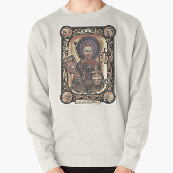 The Wise Grandfather (apparel) Pullover Sweatshirt