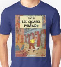 Tintin Cigares du Pharaon Unisex T-Shirt