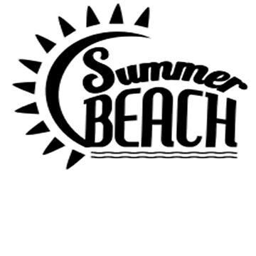 Summer Beach by GoOsiris