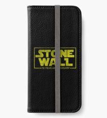 Stonewall Stwars iPhone Wallet/Case/Skin