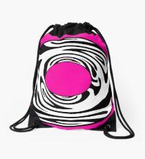 Barbie Donut Drawstring Bag