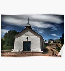 Penitente Church Poster
