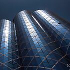 Dubai Towers - UAE by Yannik Hay