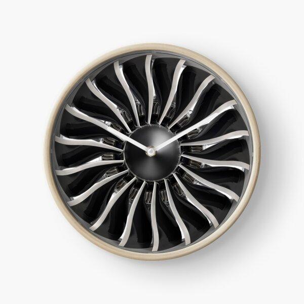 GE9X  Clock