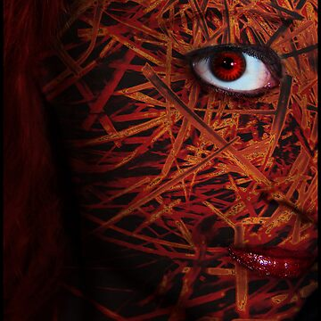 Wicked In Red by lizard911