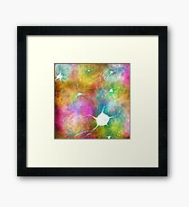 The Spark Framed Print