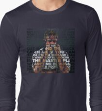 Gazza in Motion '90 Long Sleeve T-Shirt