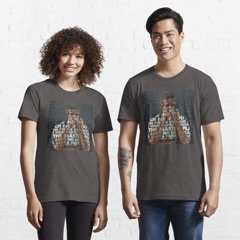 Gazza in Motion '90 Essential T-Shirt