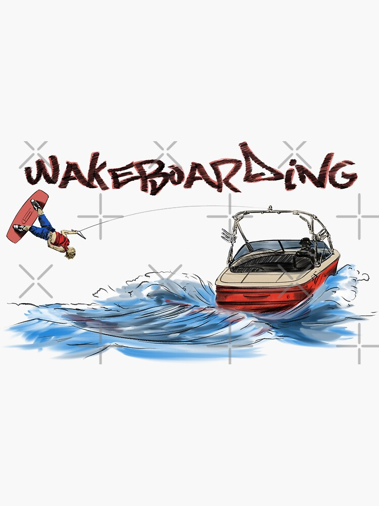 Wakeboarding by sibosssr