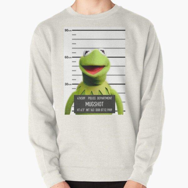 Kermit Mugshot Pullover Sweatshirt