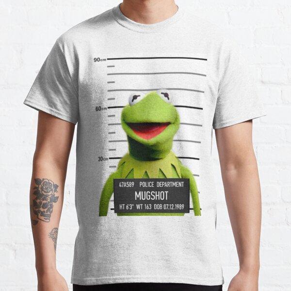 Kermit Mugshot T-shirt classique