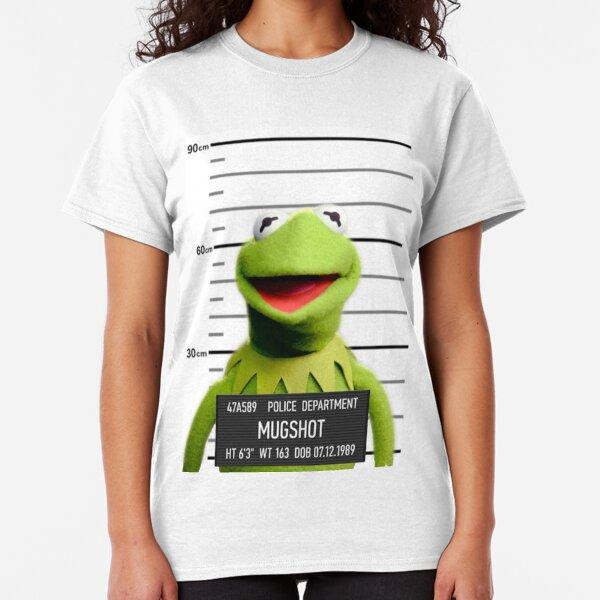Kermit Mugshot Classic T-Shirt
