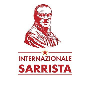 International Sarrist - ITA version by Zero81