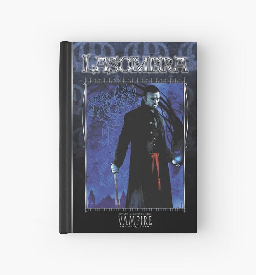 Masquerade Clan: Lasombra V20 by TheOnyxPath