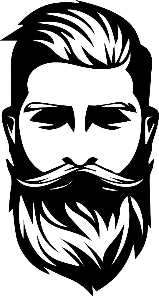"""""""beard log..."""