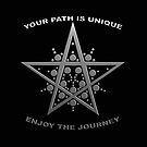 Every Path is Unique by saleire
