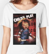 CHILD'S PLAY Women's Relaxed Fit T-Shirt
