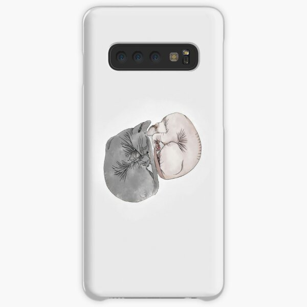 Yin Yang of two Sphynxes Samsung Galaxy Snap Case