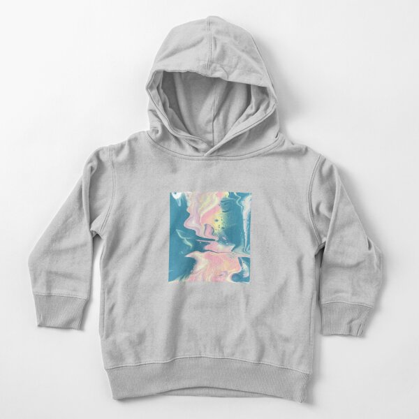 Faces Toddler Pullover Hoodie