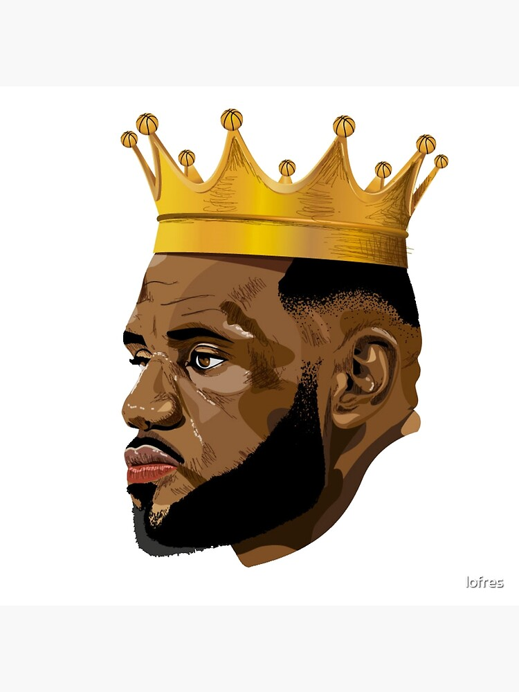 Lebron King Fan Art