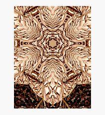 fungi altered image Photographic Print