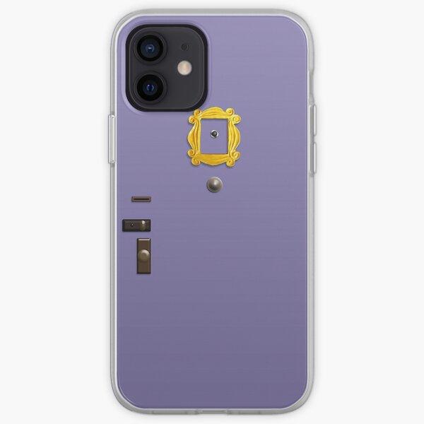 puerta iphone Funda blanda para iPhone