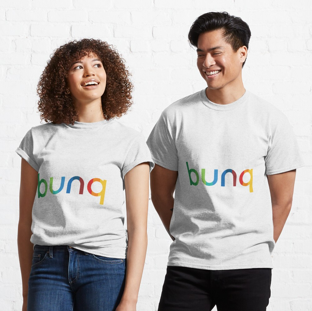 bunq Rainbow. Classic T-Shirt