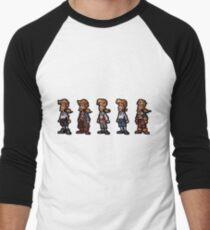 Guybrush Threepwood Men's Baseball ¾ T-Shirt